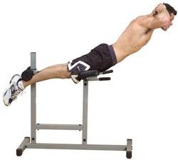 Body-Solid Roman Chair/Back Hyperextension