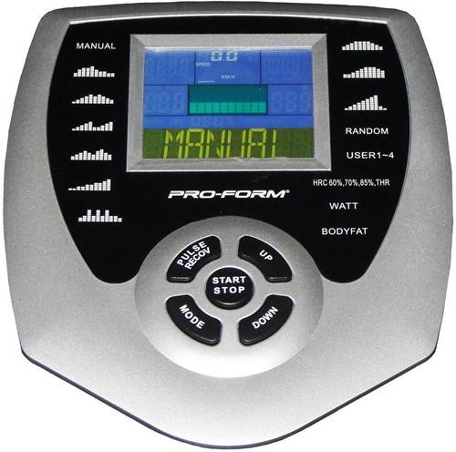 ProForm Racer 4S ergometer Hometrainer - Showroommodel