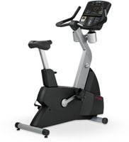 Life Fitness Club Series Upright Lifecycle hometrainer - Demo model-1