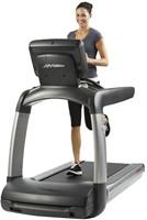 Life Fitness Platinum Discover SE  Loopband Arctic Silver - Gratis trainingsschema-1
