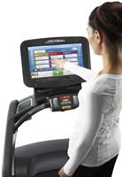 Life Fitness Platinum Discover SE  Loopband Arctic Silver - Gratis trainingsschema-2