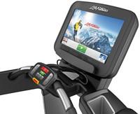 Life Fitness Platinum Discover SE  Loopband Arctic Silver - Gratis trainingsschema-3