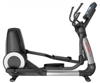 Life Fitness Platinum Discover SE Crosstrainer Arctic Silver - Gratis montage-3