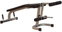 Body-Solid Leg Extension & Curl Machine PLCE165X-3