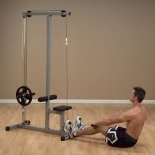 Body-Solid Lat Machine-2