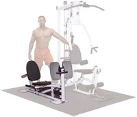 Body-Solid (Powerline) Leg Press Uitbreiding-2