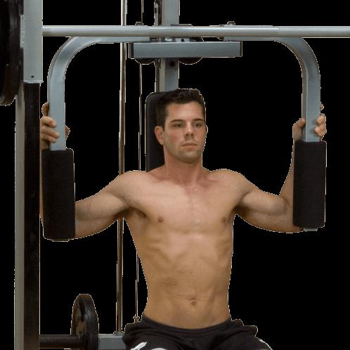 Body-Solid (Powerline) Pec/Dec Uitbreiding