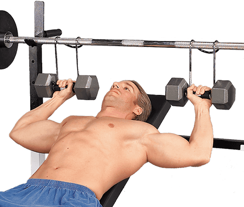 Body-Solid Power Hooks