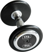 Body-Solid Pro Style Rubber Dumbells