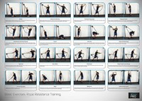 Aerobis Revvll Pro Ropetrainer Oefeningenkaart