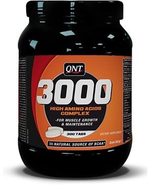 QNT Amino  Acid  3000 - 300 Tabletten