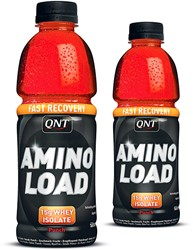 QNT Amino Load - 24x500ml - Fruit Punch