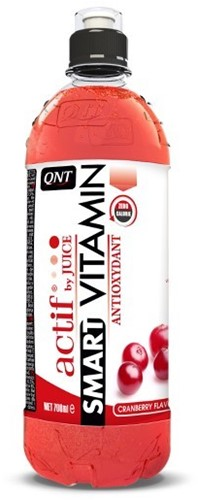 QNT Smart Vitamin - 24x700ml - Cranberry