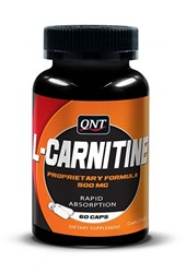 QNT L-Carnitine - 500mg - 60 caps
