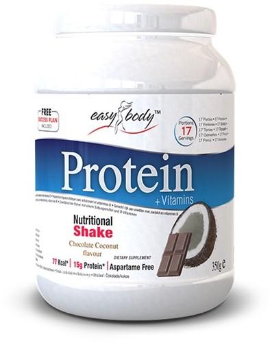 QNT - Easy Body Diet Protein Powder - 350 gram-2