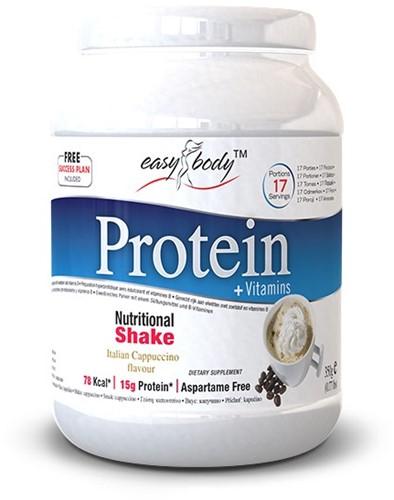 QNT - Easy Body Diet Protein Powder - 350 gram-3