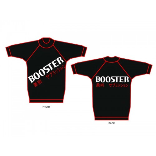 Zoekies.com - Booster Rashguard shortsleeve - M   RG - SS - m