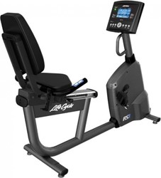 Life Fitness RS1 GO Ligfiets - Demo model