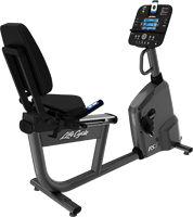 Life Fitness RS1 Track Ligfiets - Gratis montage