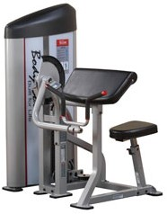 Body-Solid (PCL Series II) Arm Curl Machine