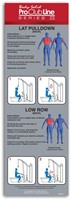 Body-Solid (PCL Series II) Lat Pulldown & Seated Row-3