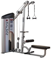 Body-Solid (PCL Series II) Lat Pulldown & Seated Row-1