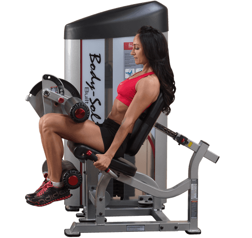 Body-Solid (PCL Series II) Seated Leg Curl-2