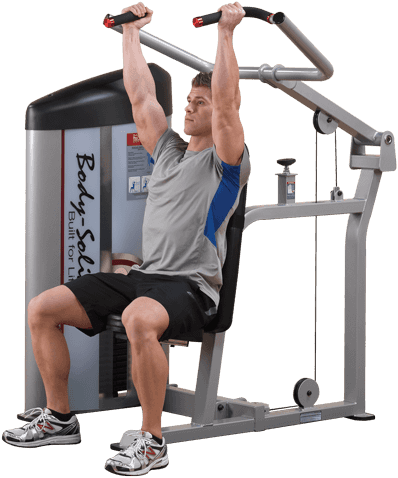Body-Solid (PCL Series II) Shoulder Press
