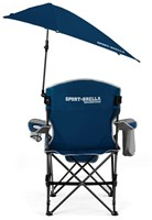 Sport-Brella Recliner Chair Blue
