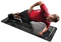 SKLZ Trainermat Sport Performance - Zelf begeleidende oefenmat met 24 oefeningen-1
