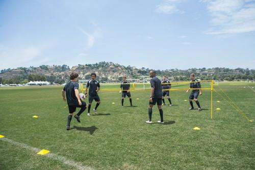 SKLZ Pro Training Soccer Volley Net 3
