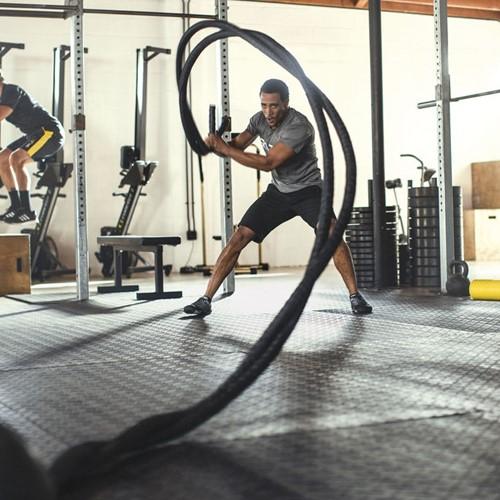 SKLZ Training Battle Rope Pro 12 Meter-2