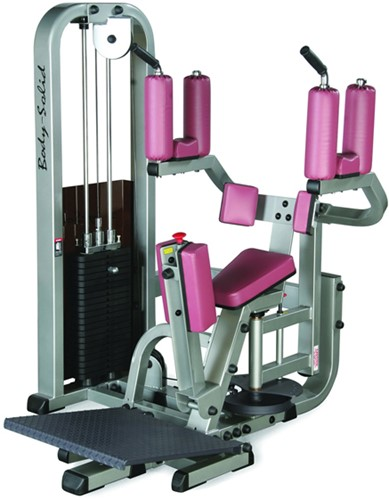 Body-Solid Pro Club Line Rotary Torso Machine