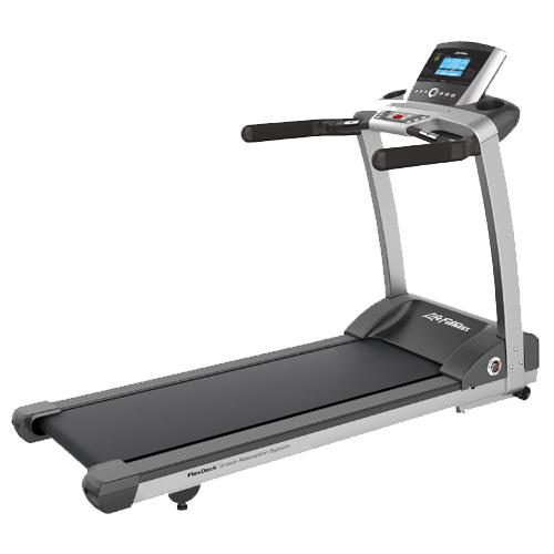 Life Fitness T3 Loopband Base met Go Paneel