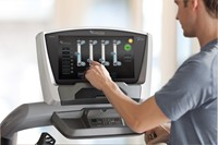 Vision Fitness TF20 Touch loopband - Gratis montage-2