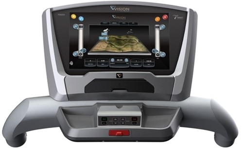 Vision Fitness TF40 Touch Loopband - Gratis montage-3