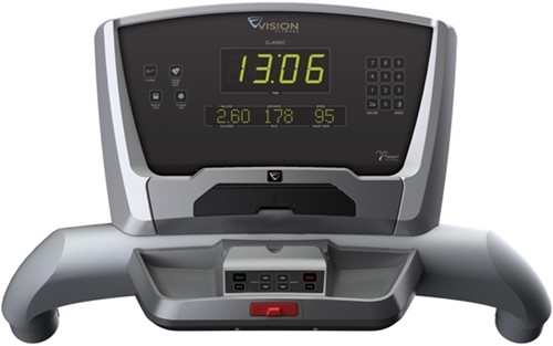 Vision Fitness TF40 Classic loopband - Gratis montage