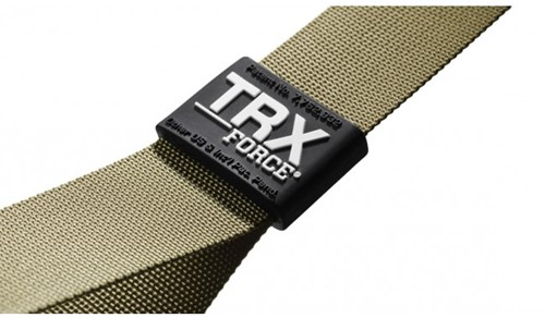 TRX Force kit tactical T3 suspension trainer badge