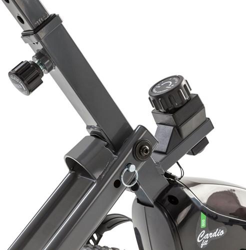 Tunturi Cardio Fit Desk Bike opklapbaar