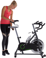 Tunturi Cardio Fit S30 spinbike model 5