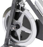 Tunturi Cardio Fit S30 spinbike vliegwiel