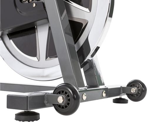 Tunturi Cardio Fit S30 spinbike wielen
