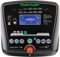Tunturi Competence T40 Loopband display 1