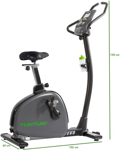 Tunturi Performance E60 hometrainer 2