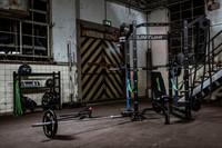 Tunturi RC20 Cross Fit Rack Rotational Core Trainer - sfeer 1