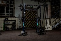 Tunturi RC20 Cross Fit Rack Rotational Core Trainer - sfeer 2