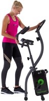 Tunturi cardio fit B25 x-bike folding bike model 3