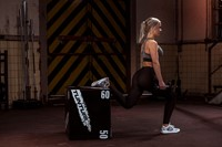 Tunturi plyo box soft - 40-50-60 model
