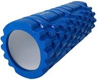 Tunturi yoga grid foam rollers blauw 1