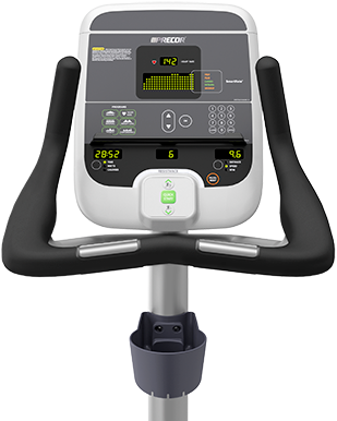 Precor Upright Bike UBK 615 Hometrainer - Gratis montage-2